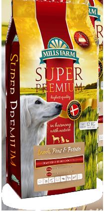 Mills-Farm-Lamb-Peas Produkty