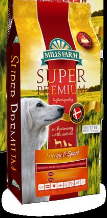 Mills-Farm-Energy-Sport-3 Karmienie psów o zwiększonych potrzebach energetycznych Porady żywieniowe