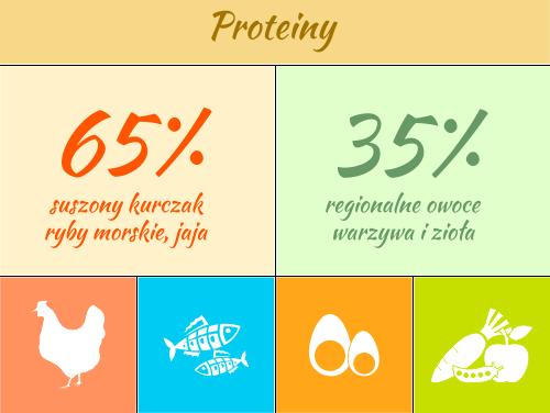 Adult-Proteiny Karmienie psów dorosłych małych i średnich ras Porady żywieniowe